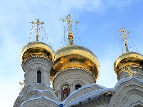 У Кропивницькому зводять стіни храму Петра і Павла (ВІДЕО)