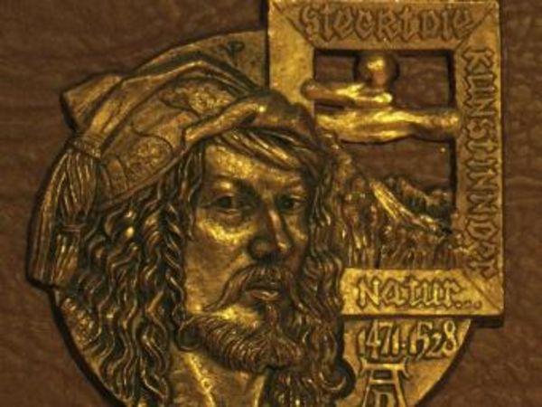 В Кировограде проходит выставка, посвящённая известному медальеру (ФОТО)