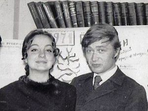Сегодня поэту Валерию Гончаренко исполнилось бы 76 лет