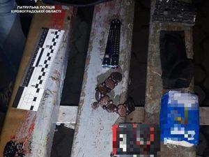 Різанина в центрі міста: патрульні оперативно виявили ймовірного нападника