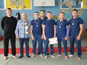 Кропивницький: рятувальники здобули «срібло» в змаганнях з греплінгу