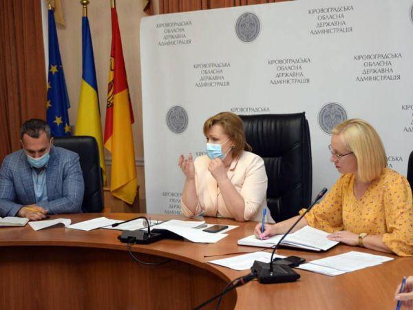 Світлана Лобанова закликала громади Кіровоградщини оновити свої туристичні маршрути