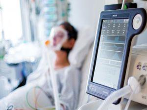 Кіровоградщина: До апаратів штучної вентиляції легень підключено 25 тяжких хворих
