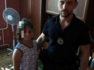 На Кіровоградщині патрульні повернули додому зниклу дев'ятирічну дівчинку