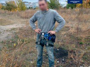 У Кропивницькому патрульні виявили у перехожого крадений телефон