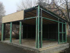 Кропивницький: Хто будує новий магазинчик по вулиці Соборній?