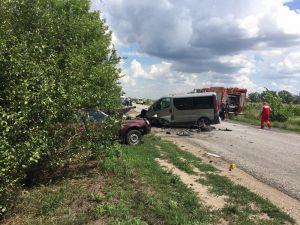Кіровоградська область: У ДТП загинула жінка