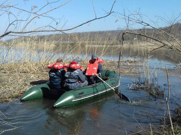 На Кіровоградщині у Південному Бузі потонув 66-річний мужчина (ФОТО)