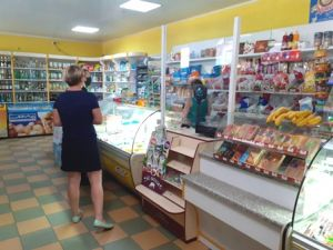 Кіровоградщина: перевірили дотримання карантинних норм у сфері торгівлі і послуг