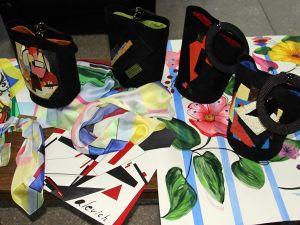 У Кропивницькому представили ДНК української авангардної вишивки (ФОТО)