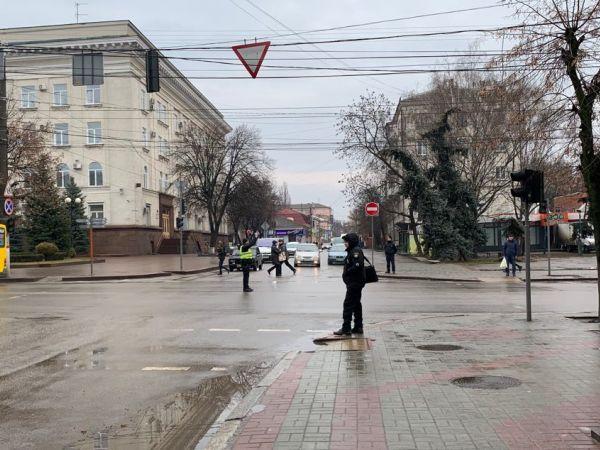 У центральній частині Кропивницького не працюють світлофори (ФОТО)