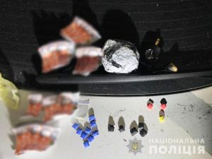 Поліція затримала громадян з наркотиками