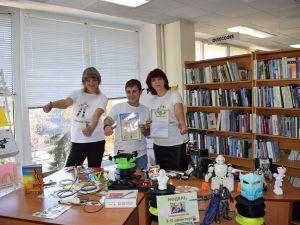 Кіровоградщина: Районна бібліотека виходить у фінал Всеукраїнського конкурсу