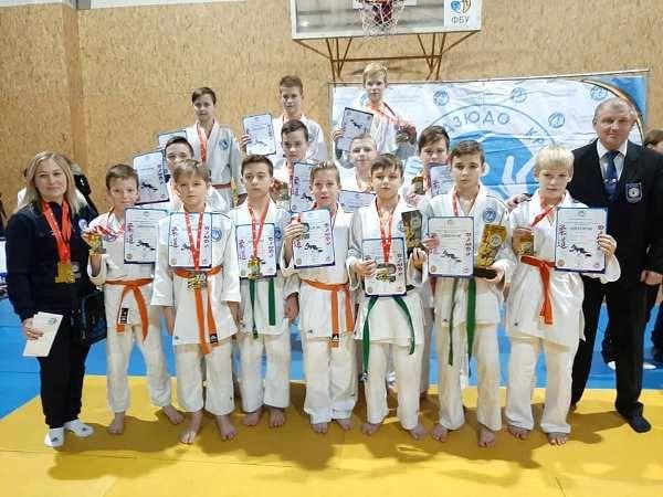 У Кропивницькому пройшов Відкритий командний кубок федерації дюздо