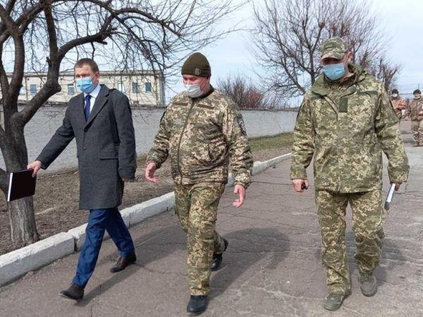 Кіровоградщина: Окружний прокурор відвідав Петрівську колонію