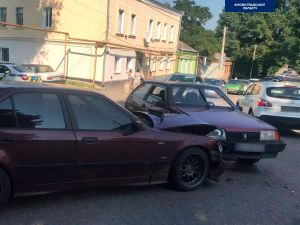 Кропивницький: На Чечорі сталася аварія