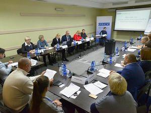 """У Кропивницькому пройшов круглий стіл на тему """"Діалог задля децентралізації на Кіровоградщині"""""""