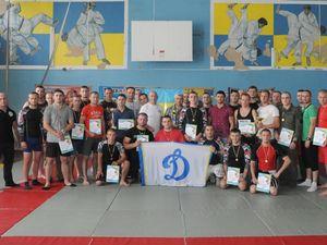 Рятувальники Кіровоградщини вибороли «бронзу» в змаганнях з греплінгу