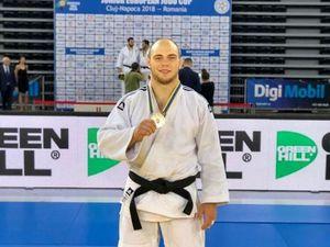 Дзюдоїст з Кропивницького здобув бронзу на Кубку Європи