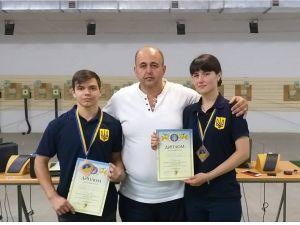 Кропивницькі снайпери успішно виступили на чемпіонаті України з кульової стрільби
