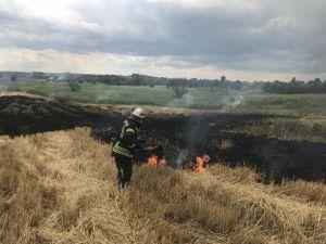 Кіровоградська область: Минулої доби вогнеборці приборкали сім пожеж