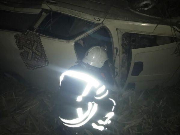 На Знам'янщині рятувальники запобігли займанню автівки