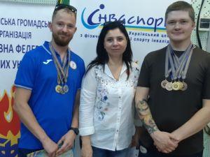 Вісім медалей здобули стрільці із Кропивницького на першості України