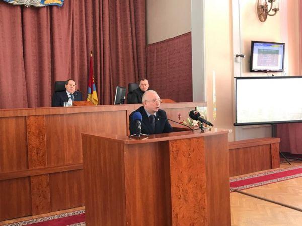 Кропивницький: Депутат-націоналіст звертає увагу громади на катастрофічний стан річок міста
