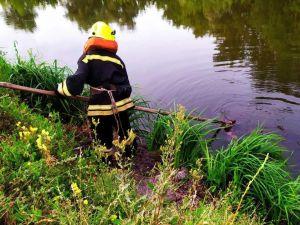 На Кіровоградщині в Інгульці потонув чоловік