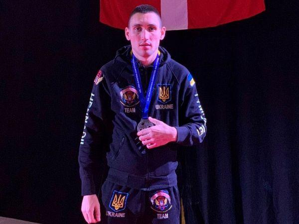 Гирьовик з Кропивницького став чемпіоном Європи