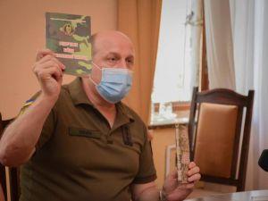 Кіровоградський обласний комісаріат першим створив бригаду територіальної оборони