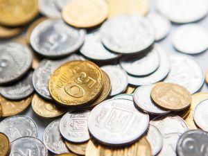 В Украине с 1 октября выводятся из обращения монеты - одна, две и пять копеек