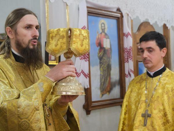 Кропивницький: Єпископ Марк відвідав храм апостолів Петра і Павла (ВІДЕО)