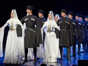 Як у Кропивницькому виступив Національний балет Грузії Сухішвілі (ФОТО)