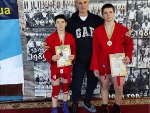Самбісти з Кропивницького завоювали друге та третє місця на одеському турнірі