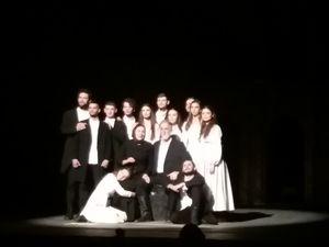 Кропивницький: Твори Стефаника на сцені драматичного театру