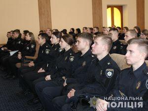 До Кропивницького на практику прибули курсанти вишів МВС України