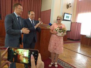 Кропивницький: Націоналістка Олена Капітонова набула повноважень депутата у міській раді