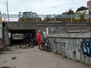Велопатрульні надали допомогу непритомному кропивничанину