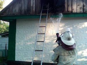 На Кіровоградщині минулої доби сталося три пожежі в житловому секторі
