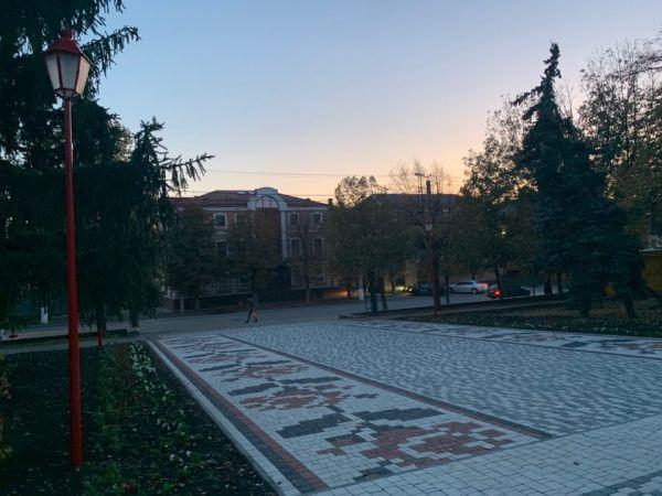 Як виглядає сквер імені Шевченка у Кропивницькому після реконструкції? (ФОТО)