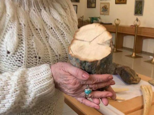 """Несподівані скарби: У галереї """"Єлисаветград"""" з'явилися мінерали та каміння (ФОТО)"""