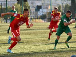 Кропивницькі футболісти у важкому протистоянні обіграли суперників з Вознесенська