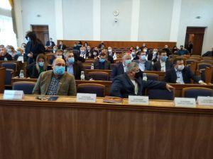 Кіровоградщина: В обласній раді обрали першого заступника голови облради