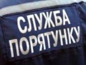 Учора вночі на Героїв України загорілося кафе