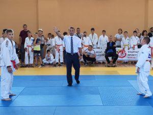У Кропивницькому до Дня розвідки пройшов турнір із дзюдо серед юнаків (ВІДЕО)