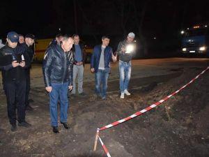 Тракторист утік, коли зачепив трубу. Хто залишив без тепла половину Кропивницького?