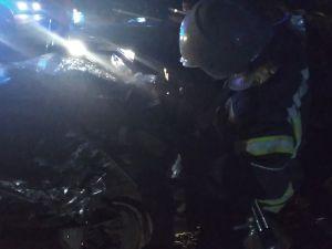 Кіровоградщина: На знам'янській трасі у аварії загинув 50-річний чоловік
