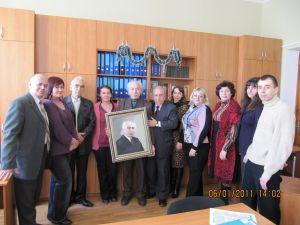 У Кропивницькому відкрилася віртуальна виставка до 85-річчя професора Василя Марка