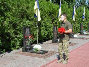 У Кропивницькому вшанували пам'ять загиблих спецпризначенців 3-го окремого полку